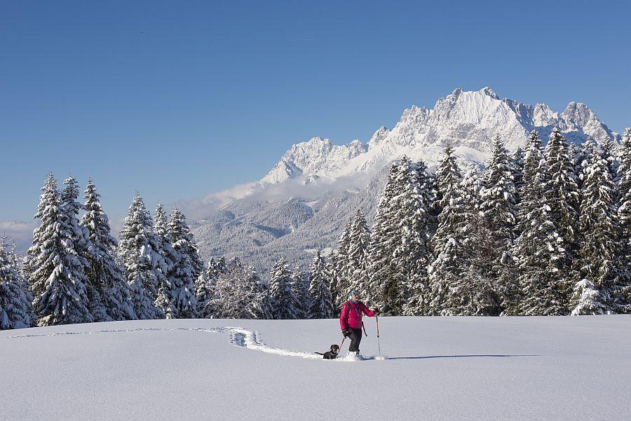 MEDRES_00000081480_Schneeschuhwanderung-in-der-Region-St-Johann-in-Tirol_TVB-Rauris_Franz-Gerdl
